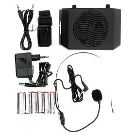 Portable amplifier for celebrations s1