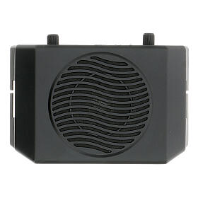 Portable amplifier for celebrations s2