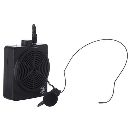 Portable amplifier for celebrations 1