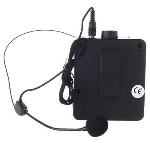 Portable amplifier for celebrations 2