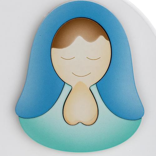 Corazón cántico Ave María Azur Loppiano 2