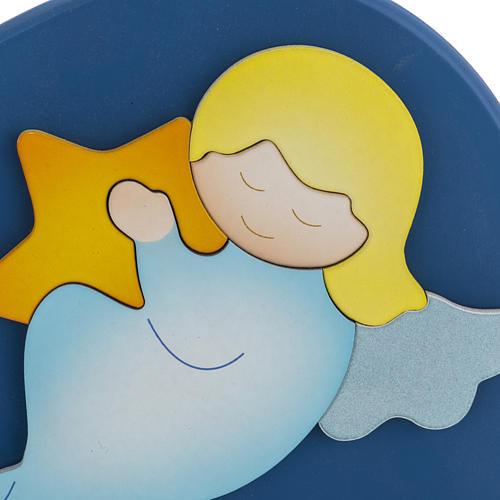 Cuore cantico Stella Stellina blu Azur Loppiano 2