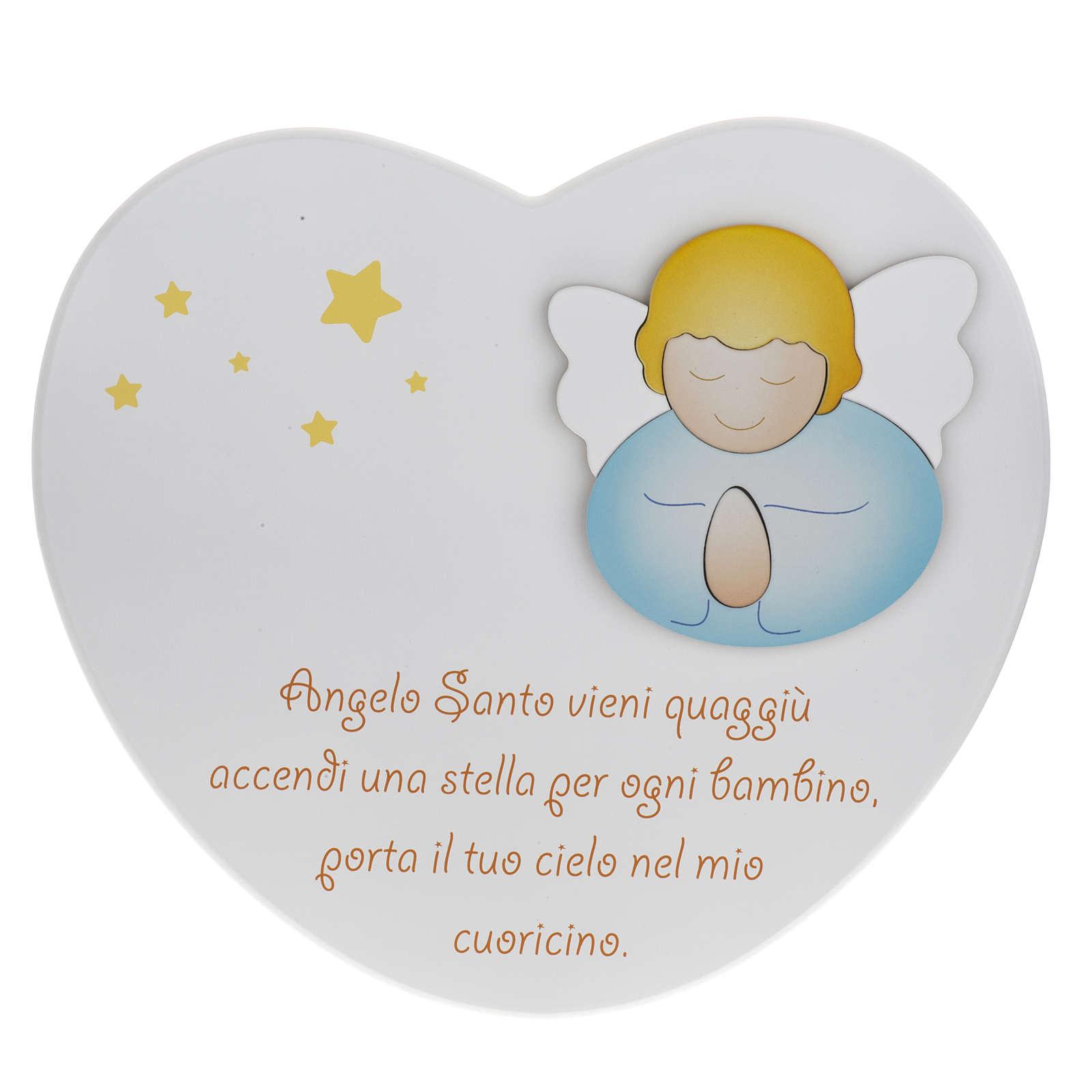 Cuore cantico Angelo Santo Azur Loppiano 3