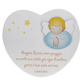 Cuore cantico Angelo Santo Azur Loppiano s1