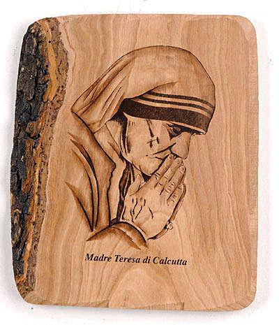 Madre Teresa mani giunte Azur 3