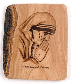 Madre Teresa mani giunte Azur s1