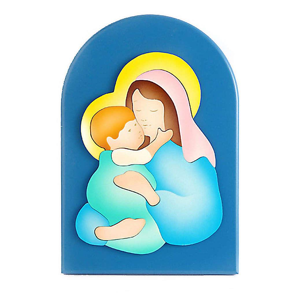 Madre Teresa rosario Azur 3