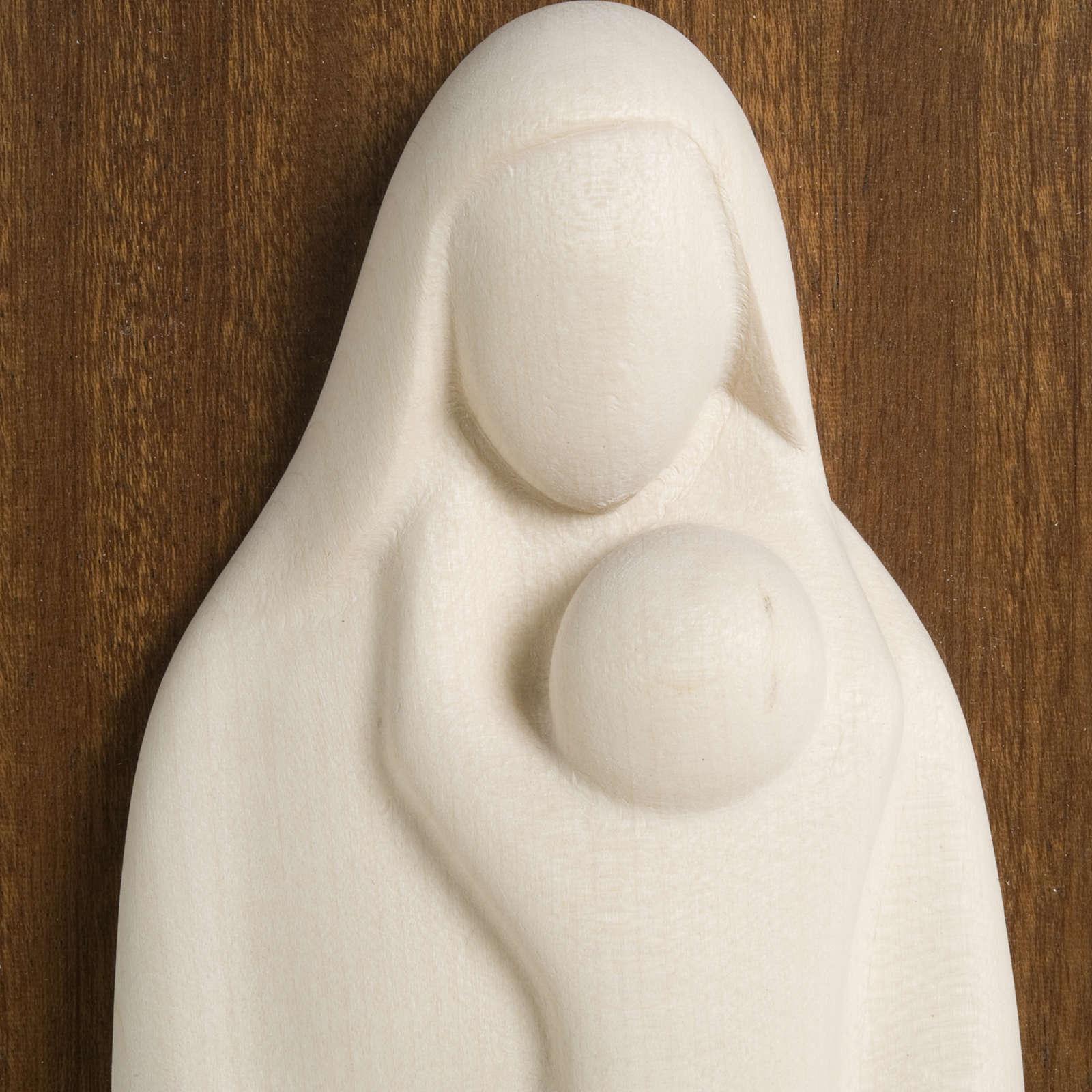 Bassorilievo Maria Madre 4