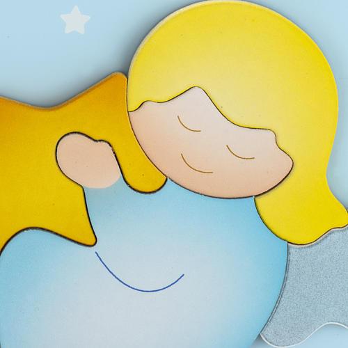 Carillon cuore angelo stella celeste Azur Loppiano 2