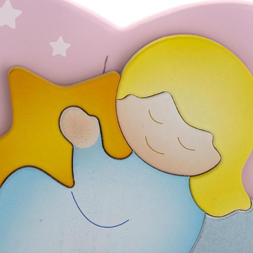 Carillon cuore angelo stella rosa Azur Loppiano 2
