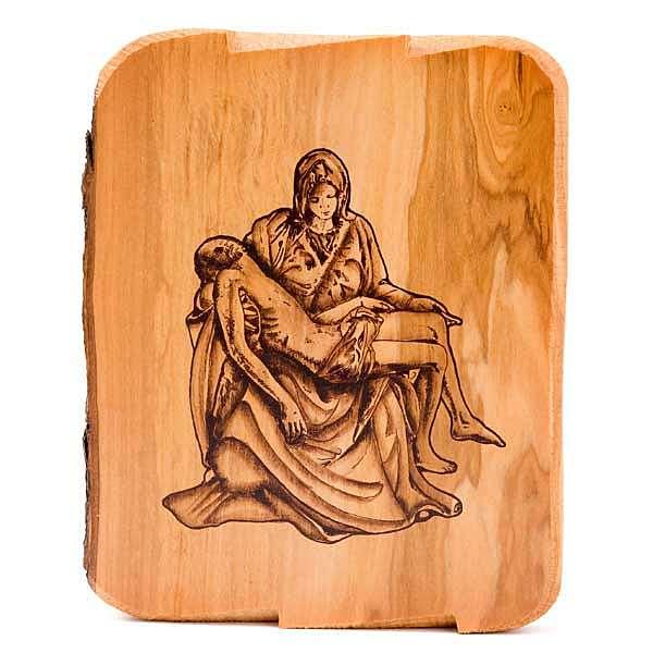 Pala Pietà olivo Azur 3