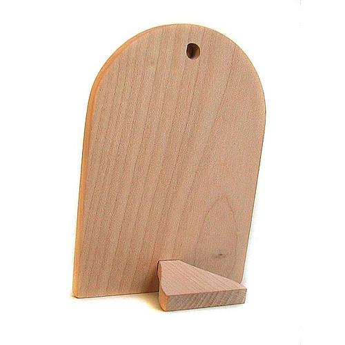 Bomboniera Azur pala legno Sacra Famiglia 5