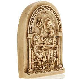 Natividad bajo relieve en piedra de Bethléem s2