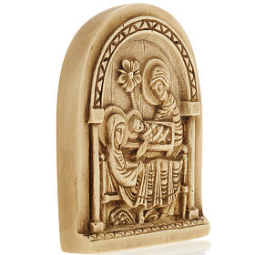 Natività bassorilievo in pietra Bethléem s2