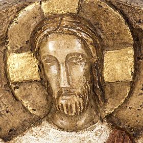 Ascension bas relief pierre Bethléem s2