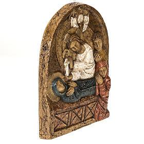 Flachrelief Stein Himmelfahrt Mariä Bethlehem s6