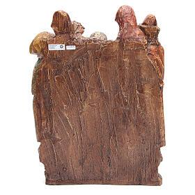 Mise au tombeau 38 cm pierre Bethléem s4