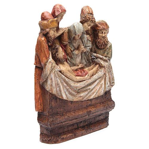 Mise au tombeau 38 cm pierre Bethléem 2