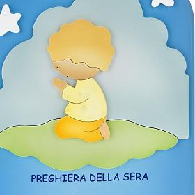 Pala bassorilievo Preghiera della Sera s2