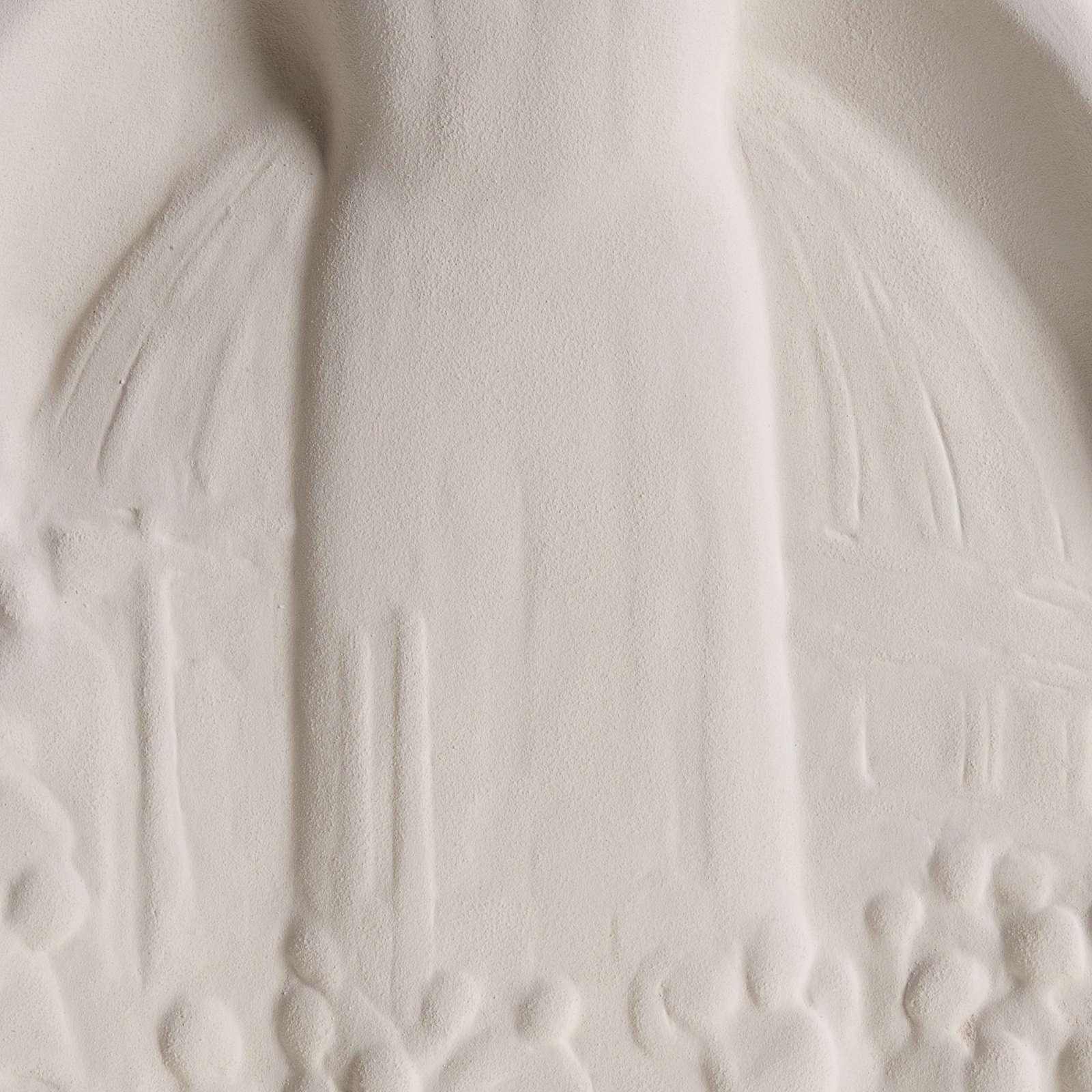 Bassorilievo Maria Madre della Chiesa 4