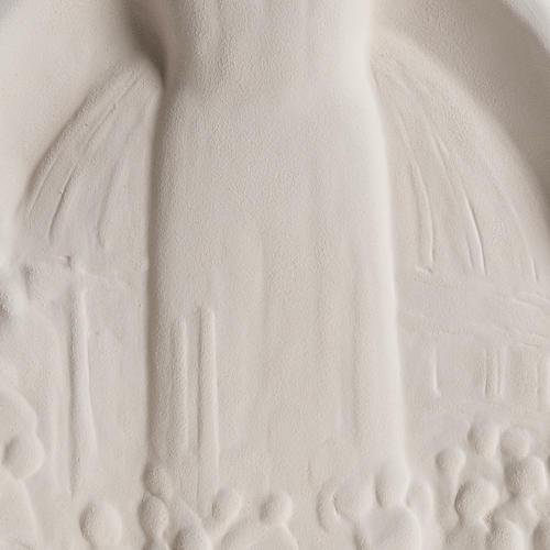 Bassorilievo Maria Madre della Chiesa 7
