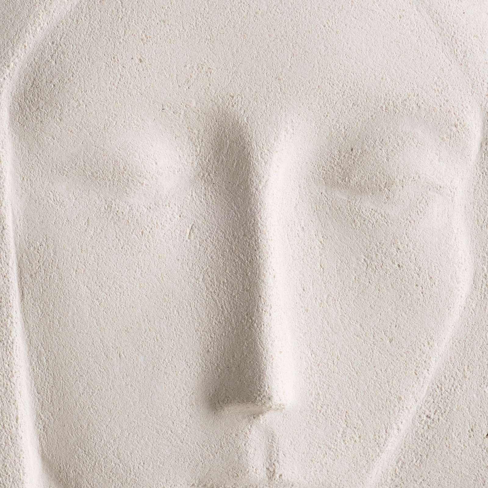 Bassorilievo Maria Regina argilla 47 cm 4