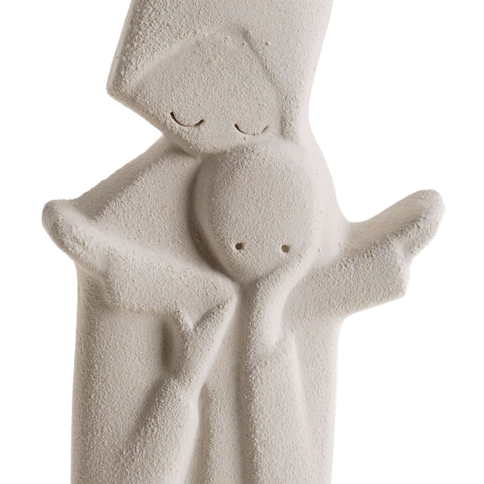 Madonnina Gen da appendere ceramica 4
