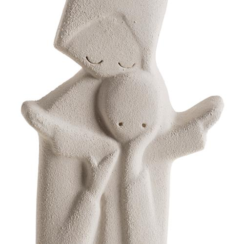 Our Lady Gen in ceramic, hanging 2
