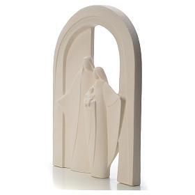 Sagrada Familia Pórtico arcilla refractaria s2