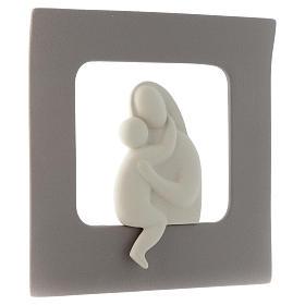 Bassorilievo Maternità gres porcellanato 30X30 cm s2