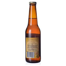 Bière trappiste Moines de l'Abbaye Tre Fontane 33cl s4