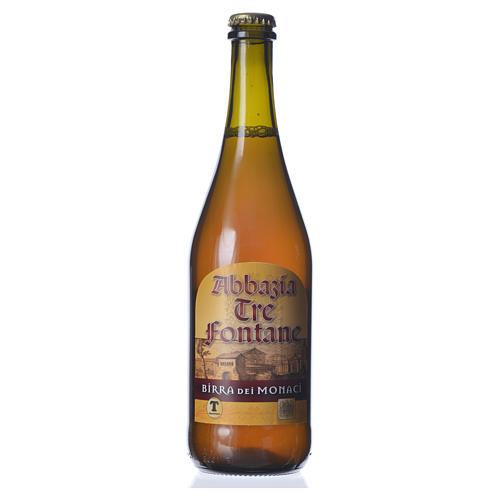 Cerveja Trapista Monges de Tre Fontane 75 cl 3
