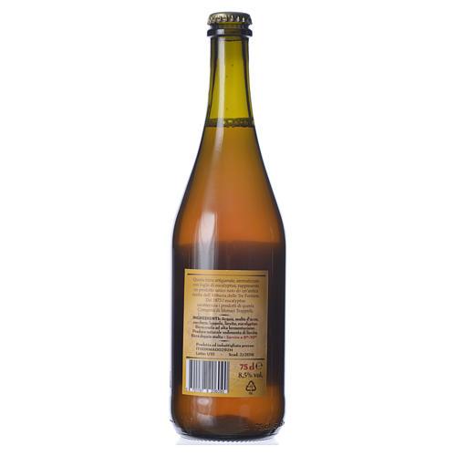 Cerveja Trapista Monges de Tre Fontane 75 cl 4