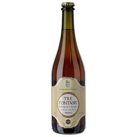 Trappist Monk beer, Tre Fontane Monastery 75cl s1