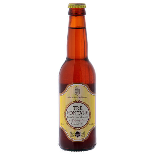 Trappist beer, Tre Fontane Monastery Scala Coeli 33 cl 1