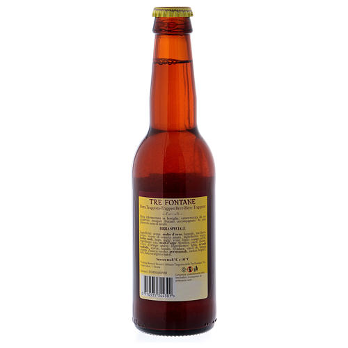 Trappist beer, Tre Fontane Monastery Scala Coeli 33 cl 2