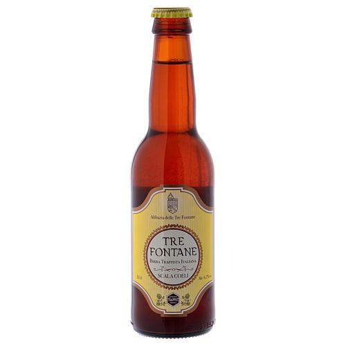Cerveza Trapense Monjes de Tre Fontane Scala Coeli 33 cl 1