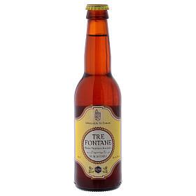 Piwa trapistów i piwa klasztorne: Piwo Trapistów Mnichów z Tre Fontanne Scala Coeli 33 cl
