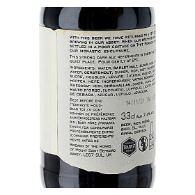 Bière brune Tynt Meadow Trappistes Anglais 33 cl s5
