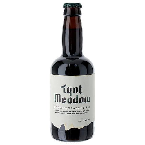 Bière brune Tynt Meadow Trappistes Anglais 33 cl 1