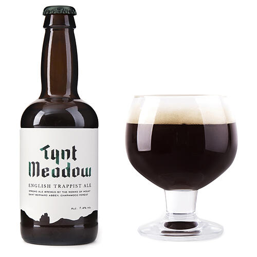 Bière brune Tynt Meadow Trappistes Anglais 33 cl 2