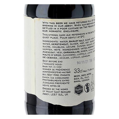 Bière brune Tynt Meadow Trappistes Anglais 33 cl 5