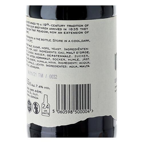 Bière brune Tynt Meadow Trappistes Anglais 33 cl 6