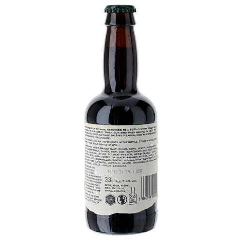 Bière brune Tynt Meadow Trappistes Anglais 33 cl 7