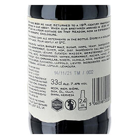 Tynt Meadow Dark English Trappist Beer 33 cl s4
