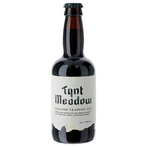 Tynt Meadow Dark English Trappist Beer 33 cl 1