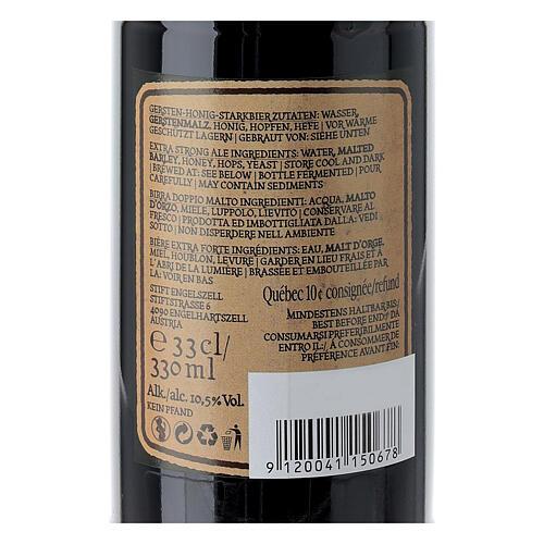 Bière Engelszell Gregorius Trappiste marque d'authenticité 33 cl 4