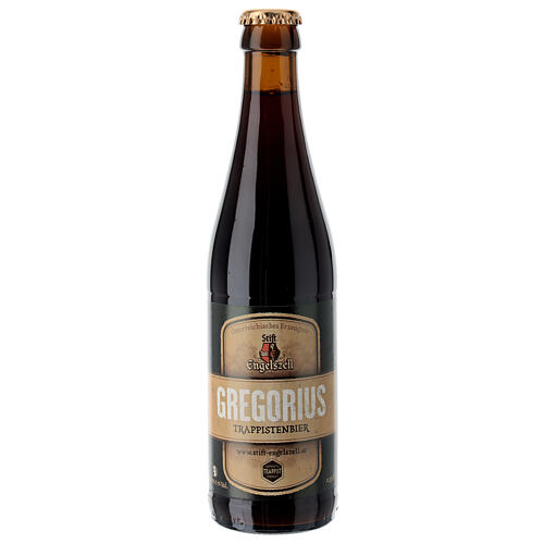 Engelszell Gregorius Trappist beer authenticity brand 33 cl 1