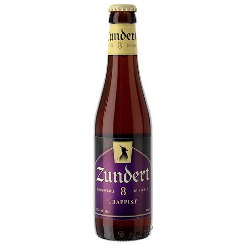 Zundert beer 8 amber high fermentation 33 cl 1
