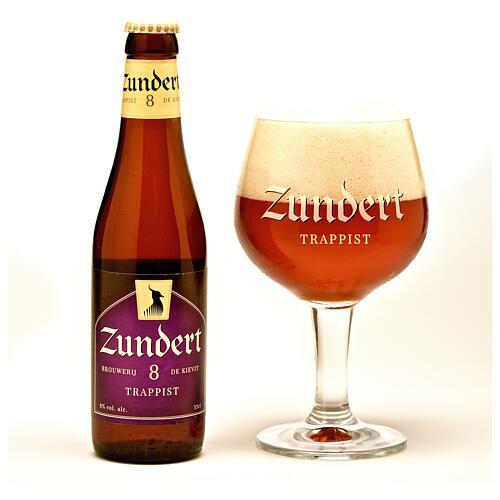 Zundert beer 8 amber high fermentation 33 cl 2